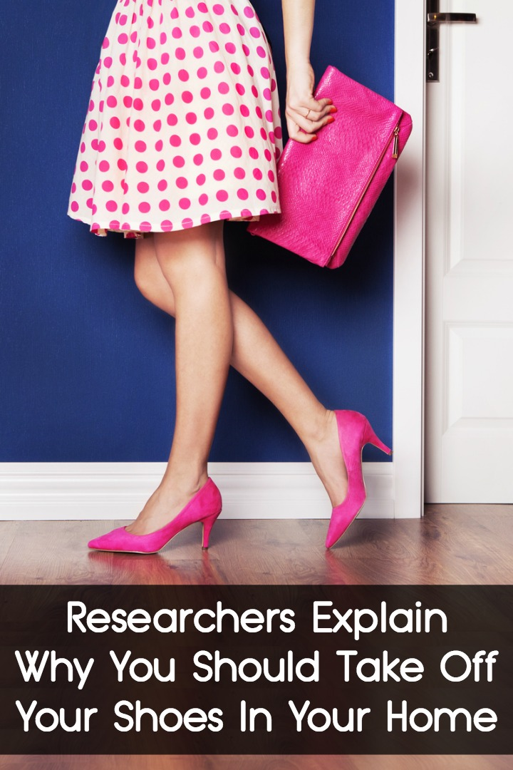 Researchers Explain Why You Should Take Off Your Shoes In Your Home ~ https://facthacker.com/take-off-shoes-in-your-home/