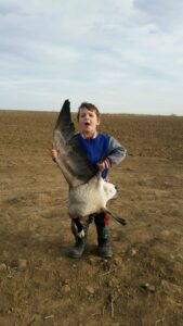 Great Colorado Youth Waterfowl Hunting