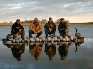 Ice Duck Hunting in Colorado