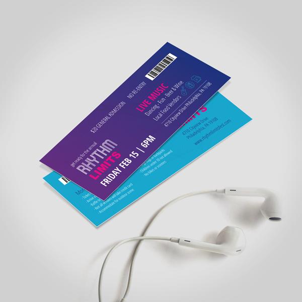 Event Tickets, Custom Event Tickets, Tickets, Custom Tickets, Full Color Tickets, Custom Full Color Tickets, Concert Tickets, Custom Concert Tickets, Ticket Printing, Custom Ticket Printing, Show Tickets, Custom Show Tickets
