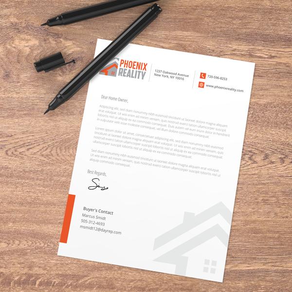 Business Letterhead, Letterhead, Letterheads