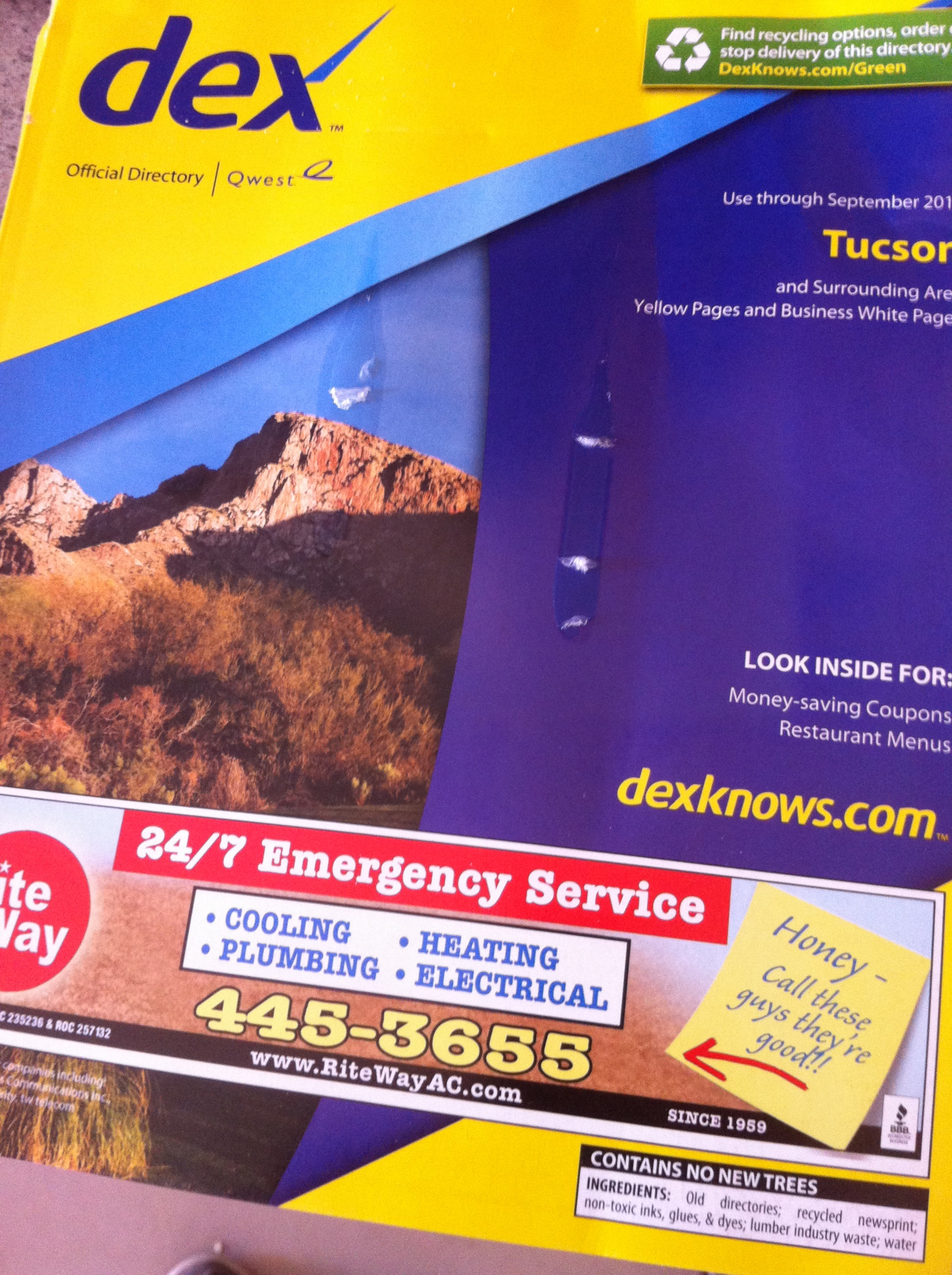 The Phone Book Conspiracy