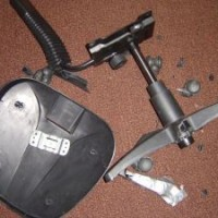 The Towing, Part III – The Office Chair