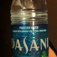 Mormons, Bottled Water, and Airport Security