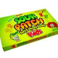 Sour Patch Kids and Broken Teeth