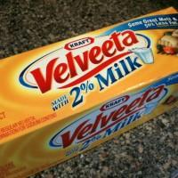 Shopping for Velveeta
