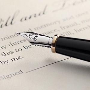 Wills, Trusts, and Estate Planning attorney