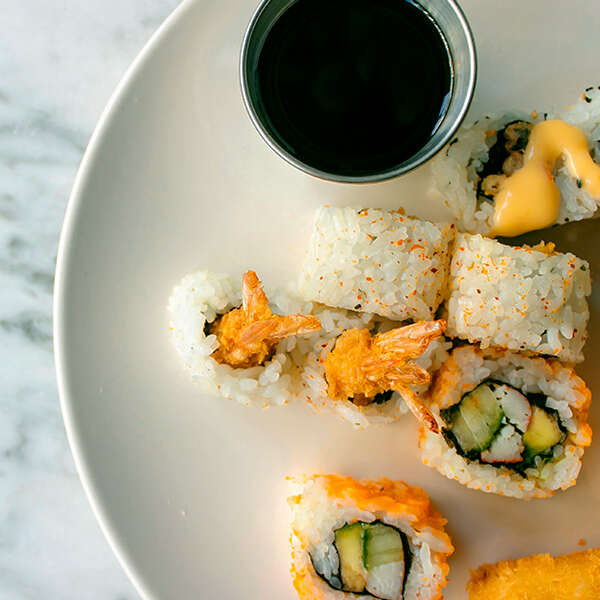 Spiritual Sushi