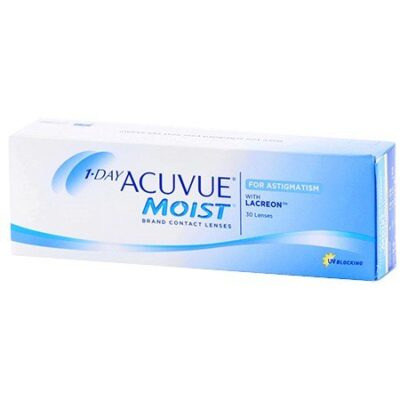 1-day Acuvue (90 pack)