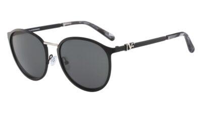 Diane Von Furstenberg DVF121S Paige Color 001 Black Size 54-19-135