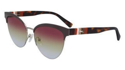 Longchamp Sunglasses LO111S Color 204 Chocolate Size 55-17-145