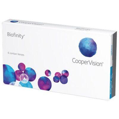 Biofinity (12 pack)
