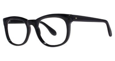 Modern Eyeglasses Cosmo Color Black Size 54-24-150