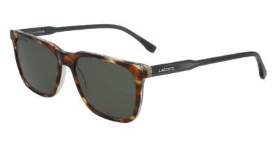 Lacoste Eyeglasses L910S Color 218 Blonde Havana Size 54-17-145