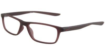 Nike Eyeglasses NK5002 Color 600 Matte Red Size 48-15-130