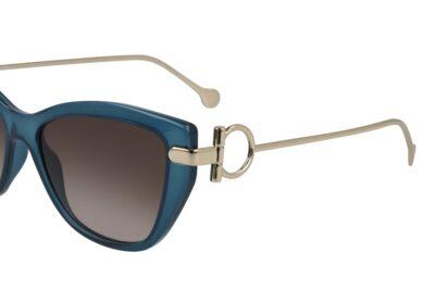 Salvatore Ferragamo SF928S Color 414 Blue Navy Size 55-15-140