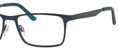 Esquiere Eyeglasses EQ1524 Color Satin Navy Size 55-17-145