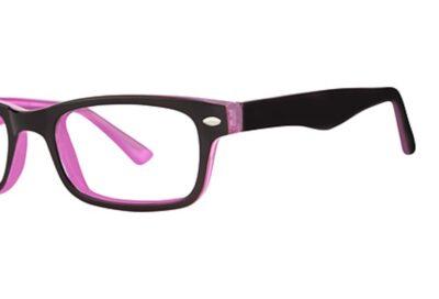 Modern Eyeglasses Remote Color Black/Pink Size 48-18-135