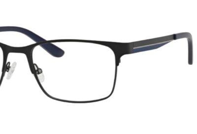 Claiborne Eyeglasses CB236 Color 010G Matte Black Size 55-18-145