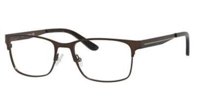 Claiborne Eyeglasses CB236 Color 0TVL Matte Brown Size 53-18-140