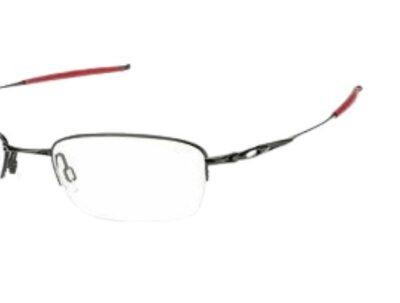 Oakley Eyeglasses OX3133-0751 Color Polished Black Size 51-19-140