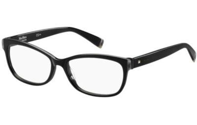 MaxMara Eyeglasses MM1293 Color 807 Black Size 56-17-145