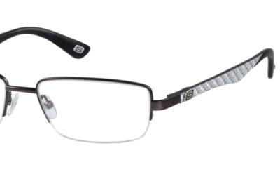 Skechers Eyeglasses SE3136/V Color SGUN Size 55-17-140