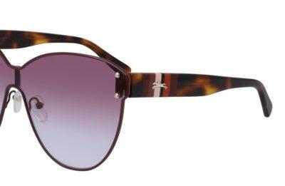 Longchamp Sunglasses LO110S Color 602 Wine Size 62-20-145