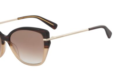 Longchamp Sunglasses LO627S Color 218 Havana Honey Size 57-16-140