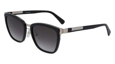 Longchamp Sunglasses LO643S Color 001 Black Size 54-18-140