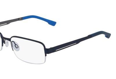 Flexon Eyeglasses FLE 1047 Color 412 Navy Size 54-18-140