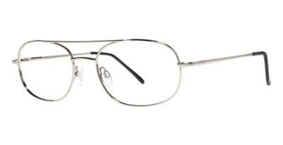 Modern Eyeglasses Joseph Color Silver Size 56-19-145
