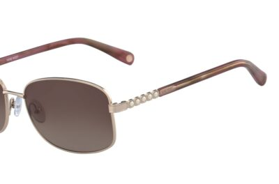 Nine West Sunglasses NW124S Color 770 Rose Gold Size 58-16-135