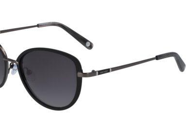 Nine West Sunglasses NW125S Color 001 Black Size 53-16-135