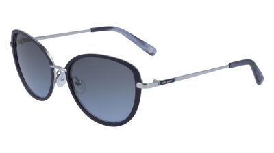 Nine West Sunglasses NW125S Color 400 Navy 53-16-135