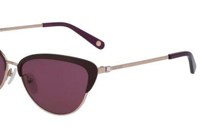 Nine West Sunglasses NW128S Color 515 Plum 56-15-135