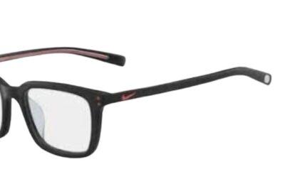 Nike Eyeglasses NK5ND Color 001 Matte Black Size 47-16-130