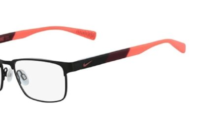 Nike Eyeglasses NK5575 Color 001 Satin Black Size 46-14-125
