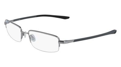 Nike Eyeglasses NK7928 Color 003 Satin Metallic Black Size 58-15-140