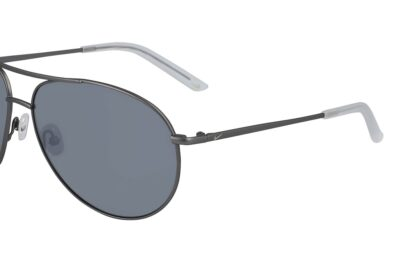 Nike Chance Sunglasses Color 010 Satin Gunmetal/Gry W Silver FL Size 61-14-140