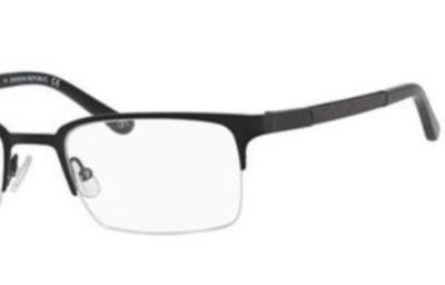 Banana Republic Eyeglasses Kaspar Color 0003 Matte Black Size 51-19-140