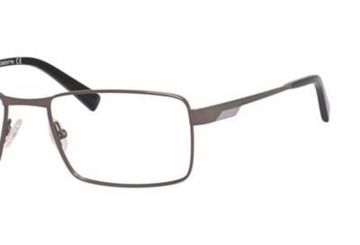 Claiborne Eyeglasses CB232XL Color 0UA2 Gunmetal Size 55-18-145