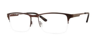 Claiborne Eyeglasses CB242 Color 04IN Matte Brown Size 54-17-145