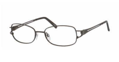 Valerie Spencer Eyeglasses 422 Color Brown Size 52-17-135