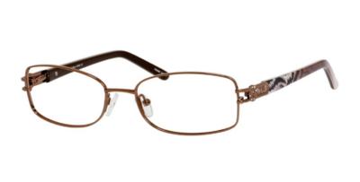 Valerie Spencer Eyeglasses 420 Color Brown Size 53-17-135