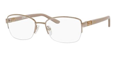 MaxMara Eyeglasses MM1220 Color Nuw LTRose Nude  Size 54-18-135