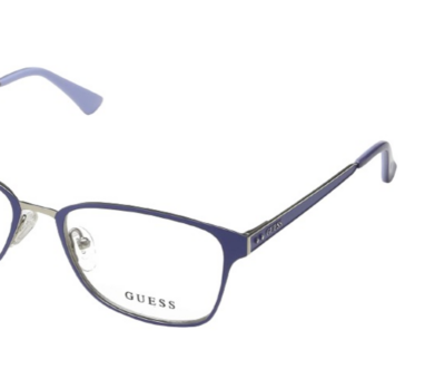 Guess Eyeglasses GU2550 Color 079 Size 52-17-135