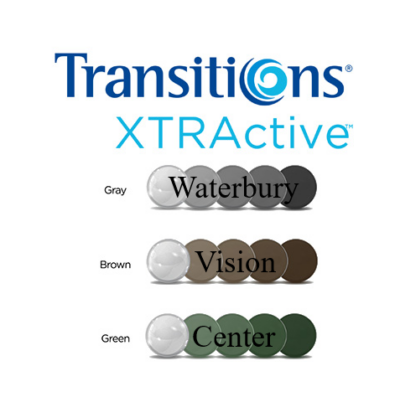 XTRActive Transition Lenses (Select your type of lenses, and Color on the drop down)