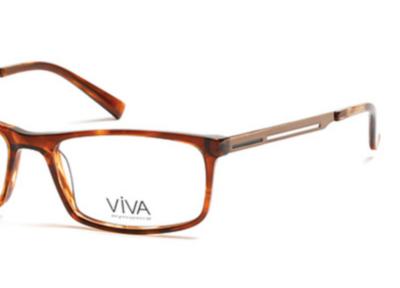 Viva Eyeglasses VV4026/V Color 056 Size 58-18-145