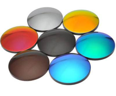 Mirror Coating (Select your type of lenses on color on the Drop down)